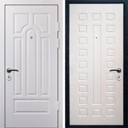 Дверь «Белая-КВ»