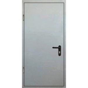 Дверь противопожарная металлическая однопольная ДПМ-01/60