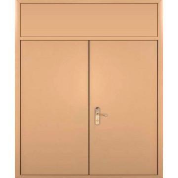 Дверь «Двухстворка-ГЛ»