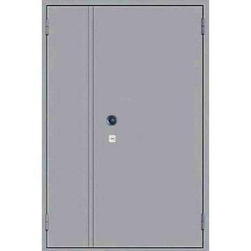 Техническая дверь для широких проемов «Двухстворка-Тех»