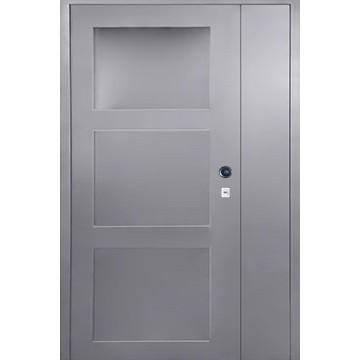 Дверь «Двухстворка-Тех»