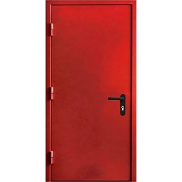Глухая металлическая противопожарная дверь «Грунт EI-60»