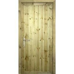 Дверь «Кожзам-КВ»