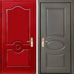 Дверь «Крашенная-МДФ»