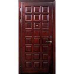Входная дверь в коттедж «МДФ-Д»