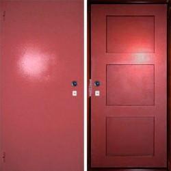 Дверь «Недорогая»