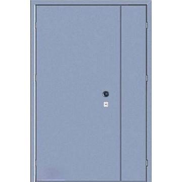 Утепленная полуторная металлическая дверь «Полуторка-Т»