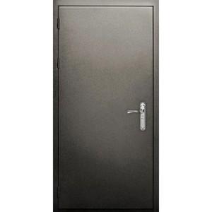 Металлическая дверь «Порошок-Тех»