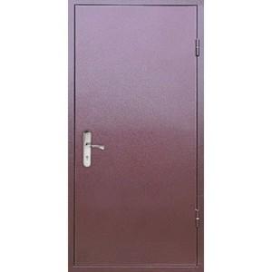 Накладная металлическая дверь «Практичная-Д»