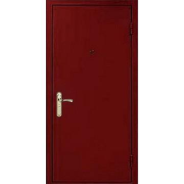 Металлическая строительная дверь «Строительная-Тех»