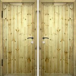 Дверь «Вагонка»