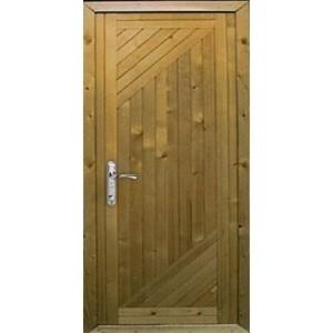 Дверь «Вагонка-Д»