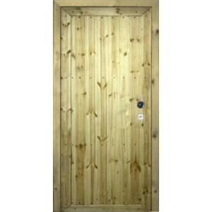 Дверь «Вагонка-Т»