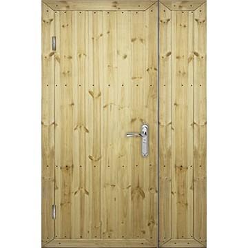 Тамбурная дверь из вагонки «Вагонка-ТА»