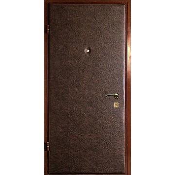 Металлическая дверь эконом с звукоизоляцией «Винил-Т»