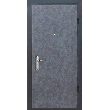 Входная дверь металлическая эконом класса «Винилискожа-КВ»