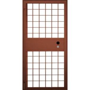 Дверь «Решетка-Гамма»