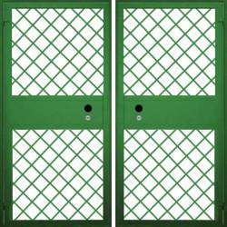 Дверь «Решетка-Дельта»