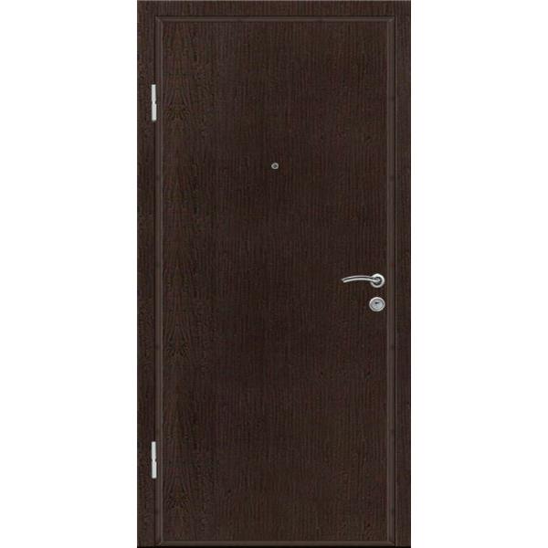 Входная металлическая дверь в квартиру с шумоизоляцией из холоднокатаной 2-х мм стали «Ламинат-КВ»