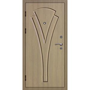 Металлическая входная дверь с влагостойкими плитами «МДФ-Влг»