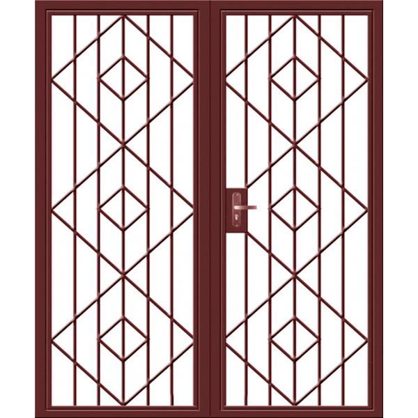Дверь «Ромбы-Реш»