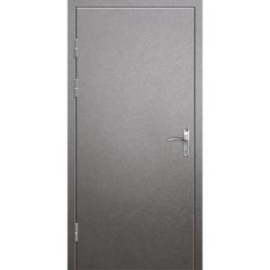 Металлическая входная уличная дверь с толстым полотном и двумя слоями утеплителя «Толстая-Влг»