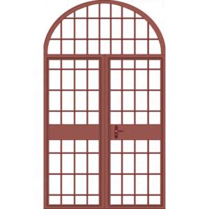 Дверь «Арочная-Реш»