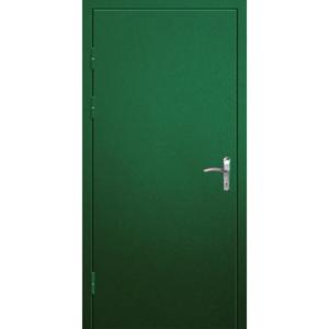 Входная утепленная металлическая дверь с толстым полотном «Толстая-КВ»