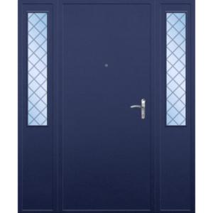 Дверь «Трехстворка-Порошок»